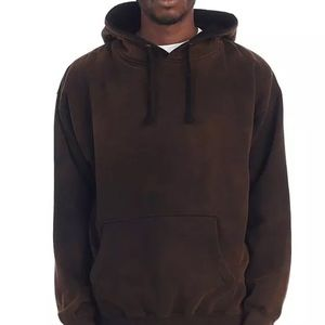EPTM Vintage Power Washed Hoodie Black/Brown